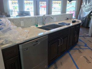 White-Cambria-Kitchen-Inprogress
