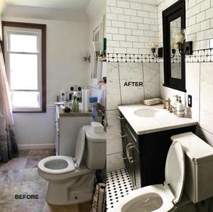 Vintage-Glam-Bath